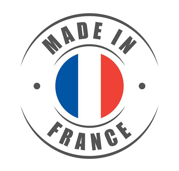 Application conçue et développée en France